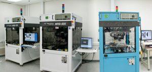 Automated hybrid assembly
